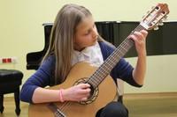 Galeria popis klasy gitary Dagmara Mazur
