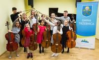Galeria orkiestra wiolonczelowa