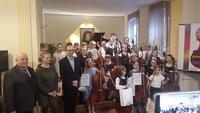 Galeria XXI Spotkania Najmłodszych Wiolonczelistów