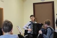 Galeria Warsztaty akordeonowe z dr Rafałem Łucem