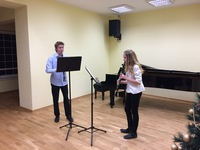 Galeria koncert klasy klarnetu