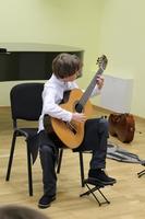 Galeria wiolonczela i gitara