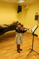 Galeria popis klasy skrzypiec