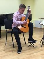 Galeria Popis klasy gitary