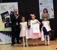 Galeria Zwycięstwo w IV Konkursie Młodych Talentów