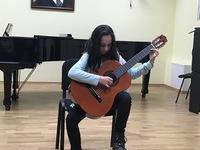 Galeria popis klasa gitary