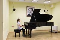 Galeria popis fortepianu