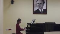 Galeria trzeci popis fortepianu