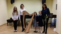 Galeria koncert harfy