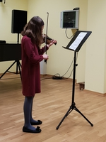 Galeria popis klasy fortepianu i skrzypiec