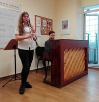 Galeria popis klasy klarnetu