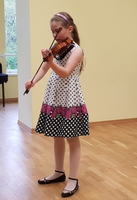 Galeria koncert skrzypiec i fortepianu