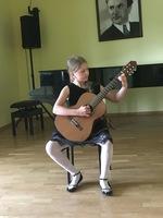 Galeria popis klas gitary