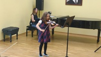 Galeria popis skrzypce
