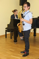 Galeria popis saksofonu