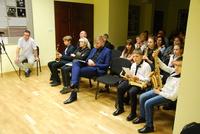 Galeria Występ klasy saksofonu