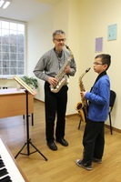 Galeria Warsztaty saksofonowe
