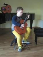 Galeria popis klasy gitary Wiencierz
