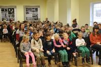 Galeria koncert dla przedszkolaków